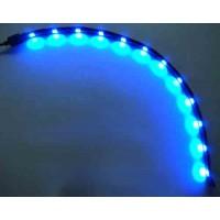 светодиодная лента синяя SMD5050
